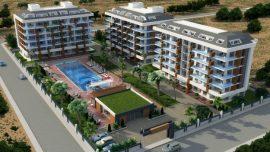 Недвижимость в Кестеле | Квартиры в Кестеле Алании
