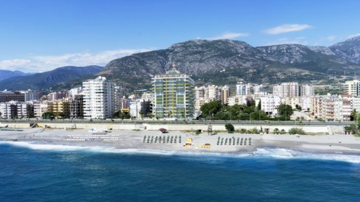 Exclusive Apartments For Sale Alanya TURKEY