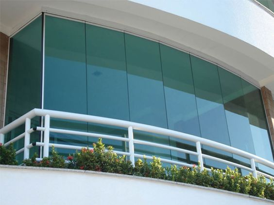 Alanya Glass​ ​Balcony Alanya balcony glazing  |  folding glass for Homes
