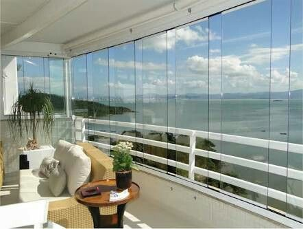Balcony Glazing Products Alanya Alanya balcony glazing  |  folding glass for Homes