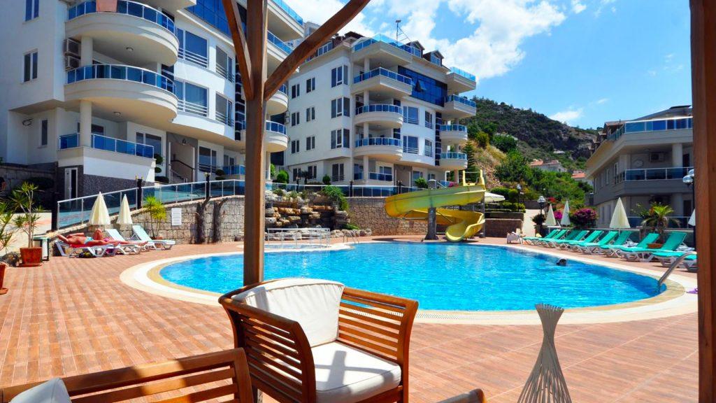 1 1024x576 Zimmer mit eigenem Bad   Wohnungen zur Miete in Alanya