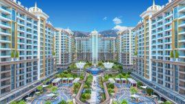 Wohneigentum in Alanya  kaufen | 1- bis 4-Zimmer-Wohnungen