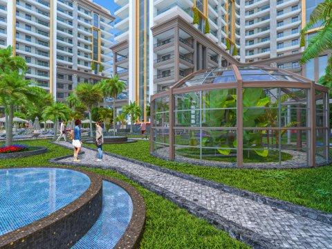 Aktuelles zu Neubauprojekten Alanya