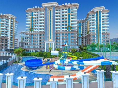 2 Wohneigentum in Alanya  kaufen | 1  bis 4 Zimmer Wohnungen